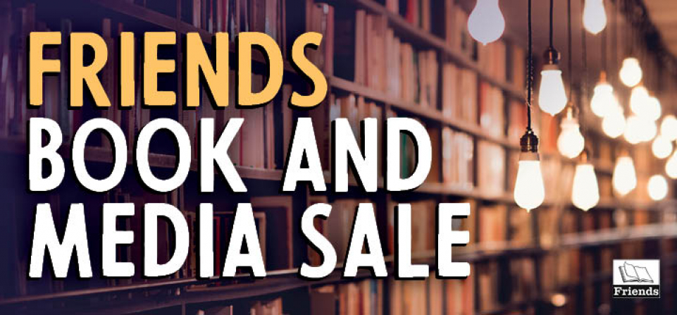 Friends Book and Media Sale
