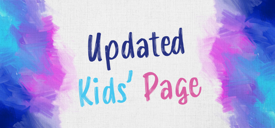 Updated Kids' Page