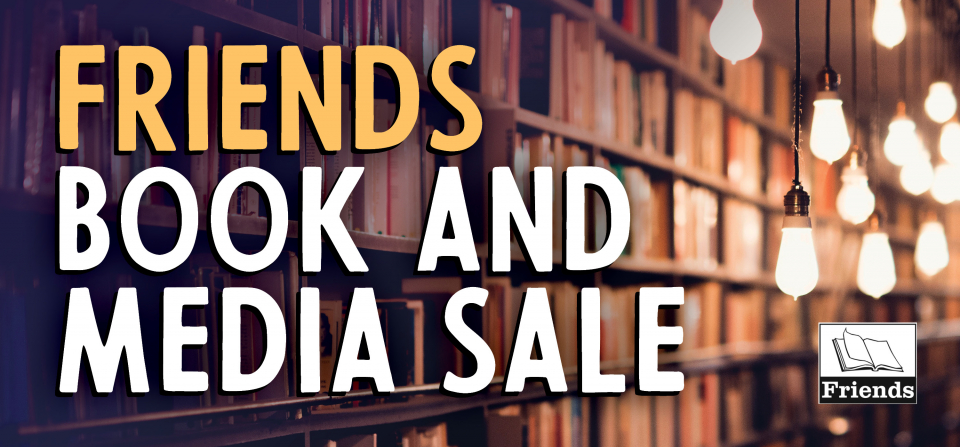 Friends Used Book and Media Sale