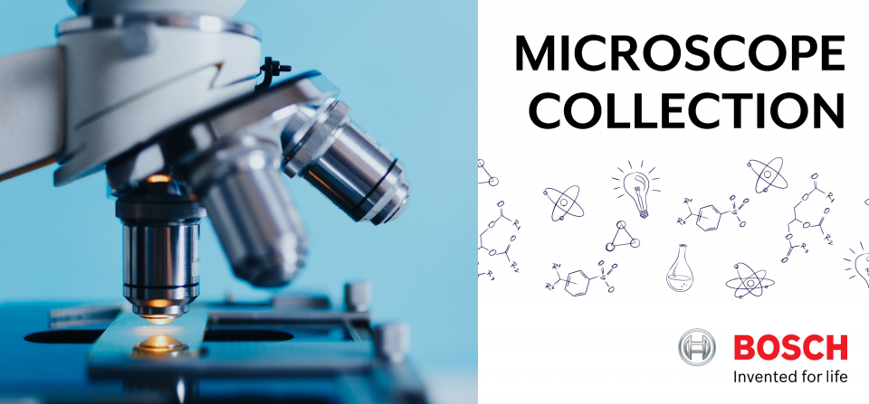 Microscope Collection