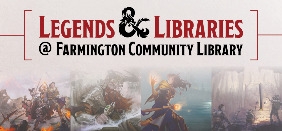 Legends & Libraries @ FCL