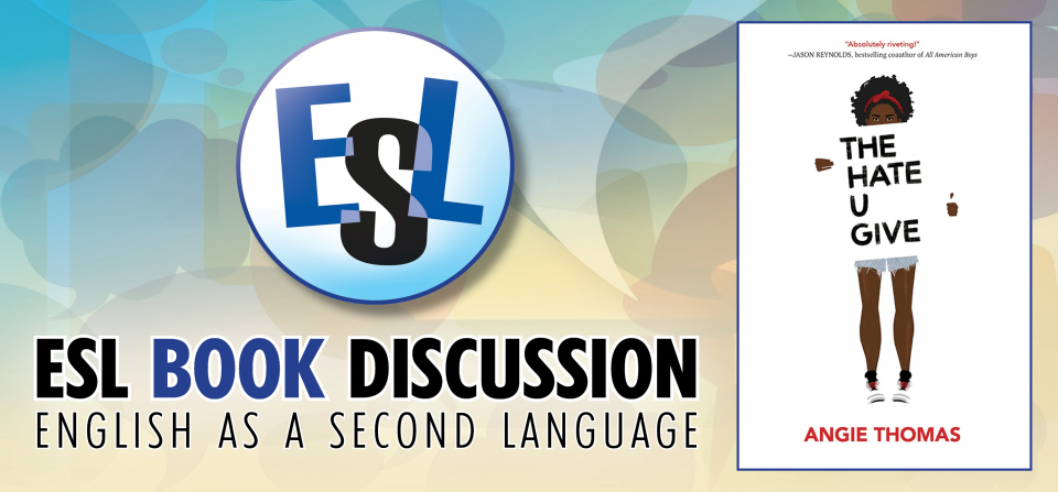 ESL Book Discussion