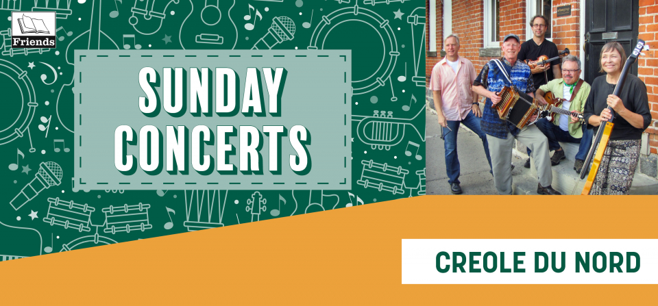 Sunday Concert: Creole du Nord