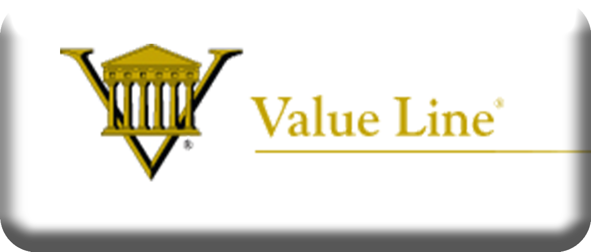 value line investment survey Use this resource to access: the value line investment survey, a weekly publication which tracks and ranks approximately 1,700 stocks in over 90 industries.