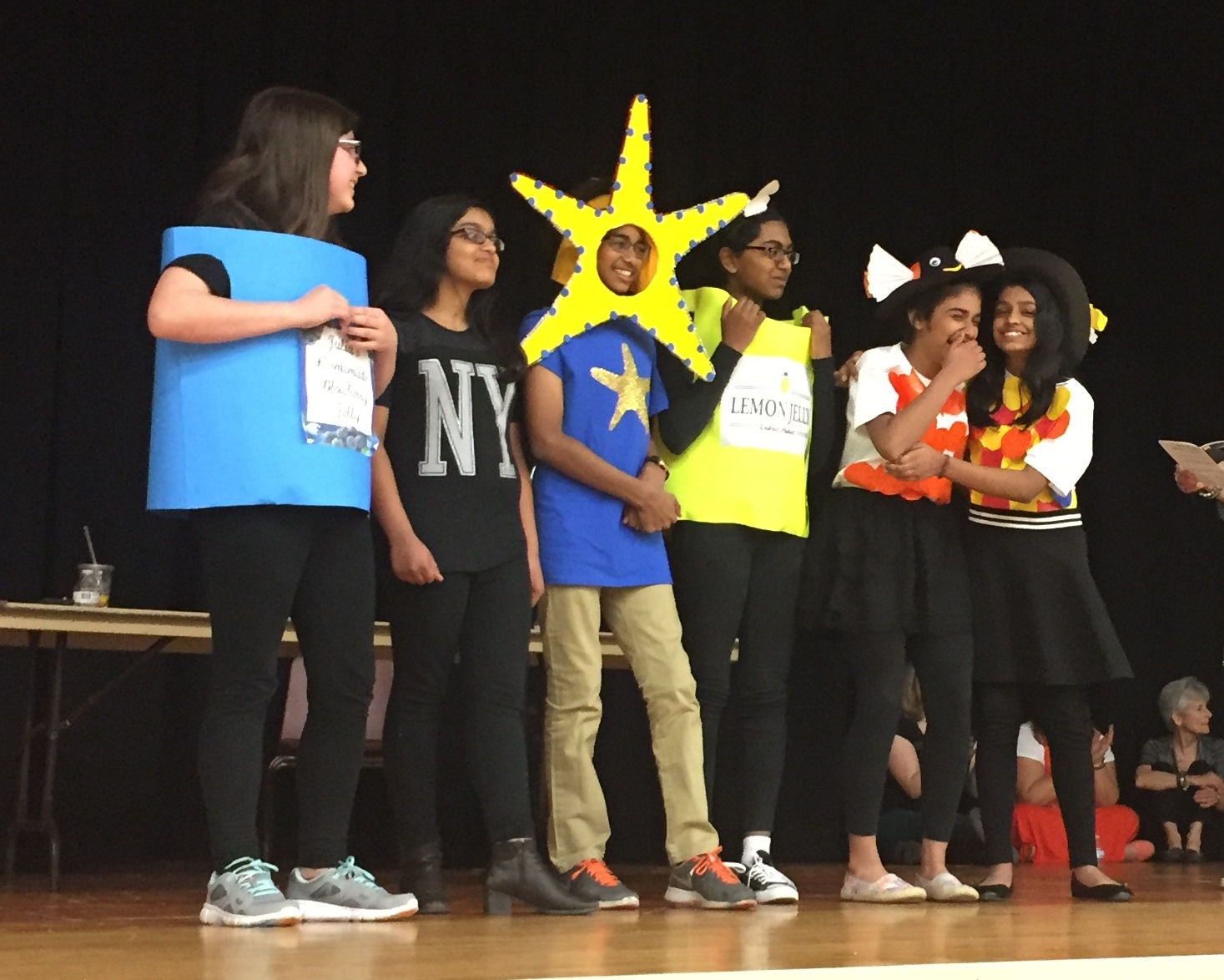 Battle of the Books 2016 Questioning Round Winners