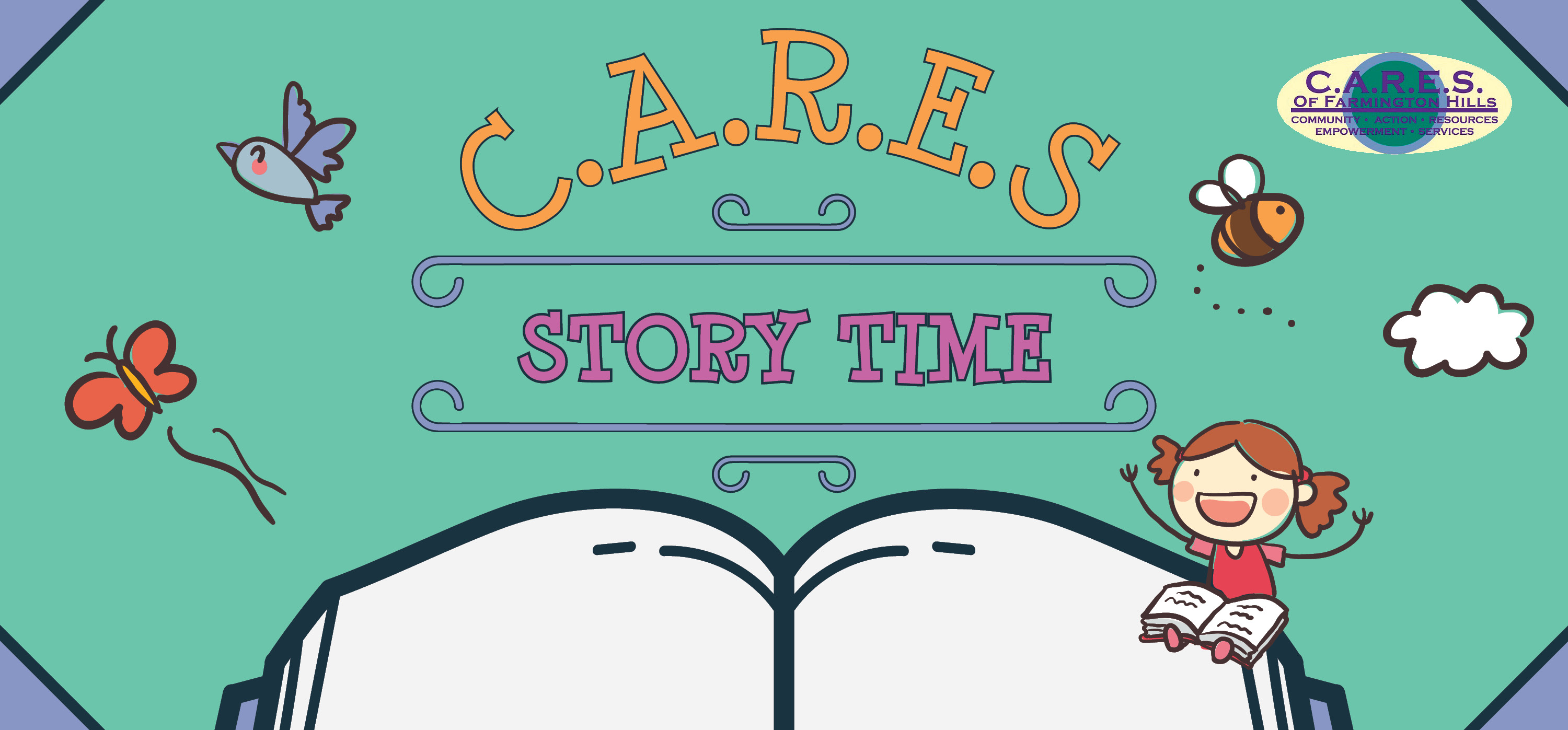 C.A.R.E.S. Story Time