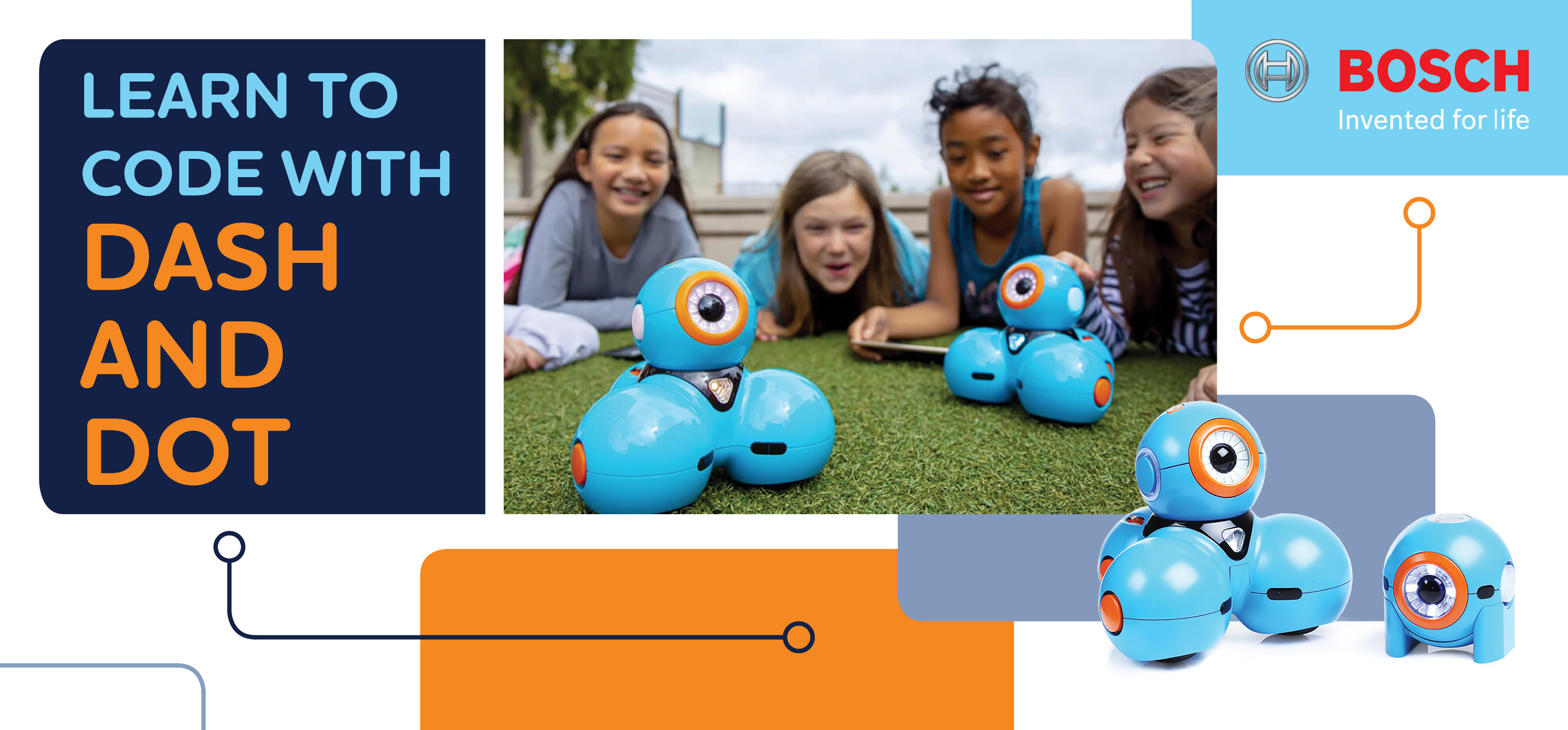 Learn to Code with Dash & Dot