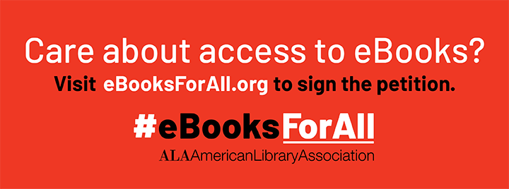 Sign the Petition - eBooks for All
