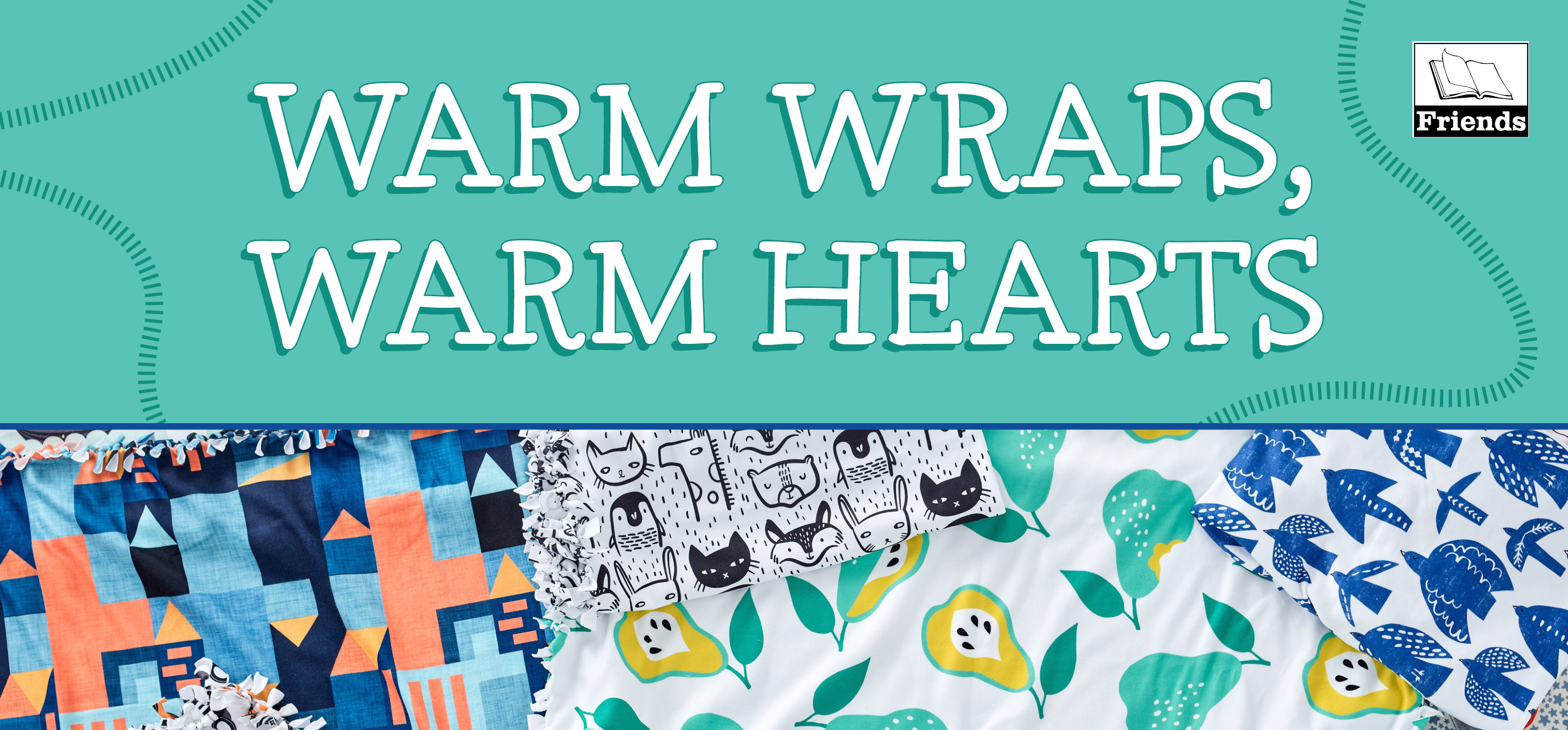 Warm Wraps, Warm Hearts