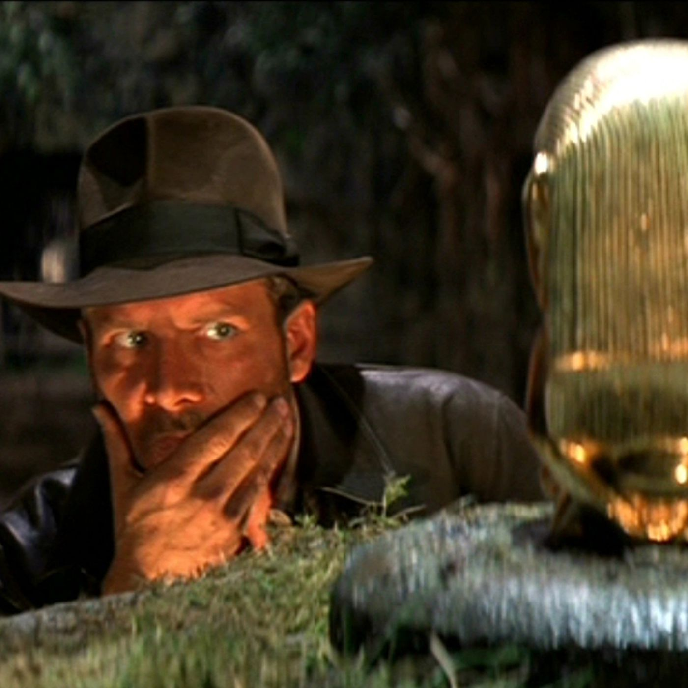 Dr. Jones and the Lost Grail