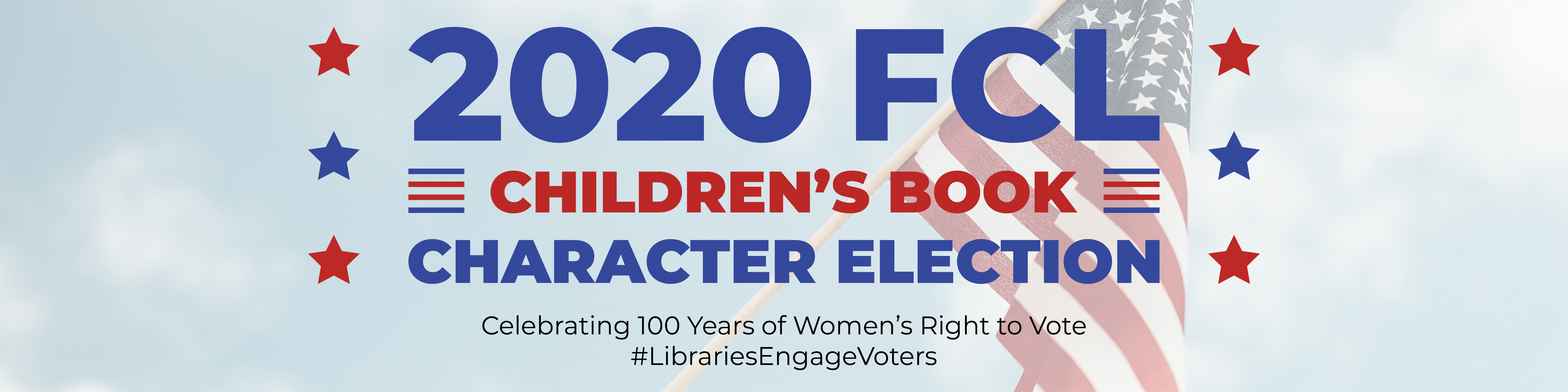 Children's Book Character Election