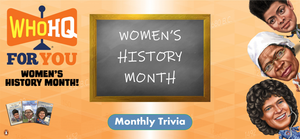 Who Was...? Trivia