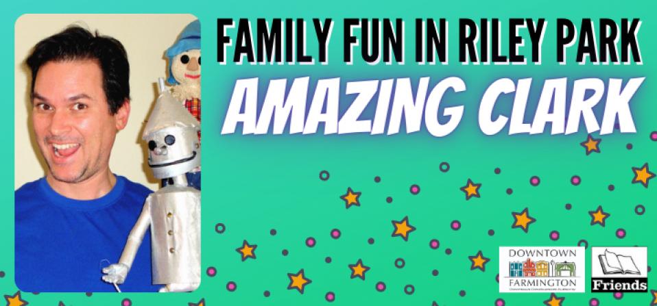 Family Fun in Riley Park - Amazing Clark