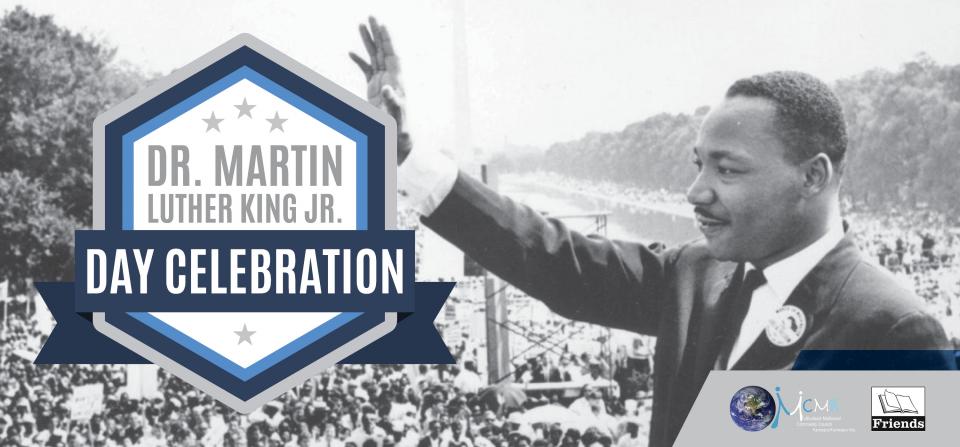 Celebrate Dr. Martin Luther King Jr.