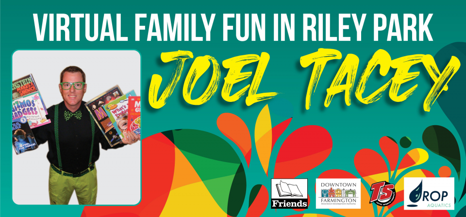Virtual Family Fun in Riley Park - Joel Tacey