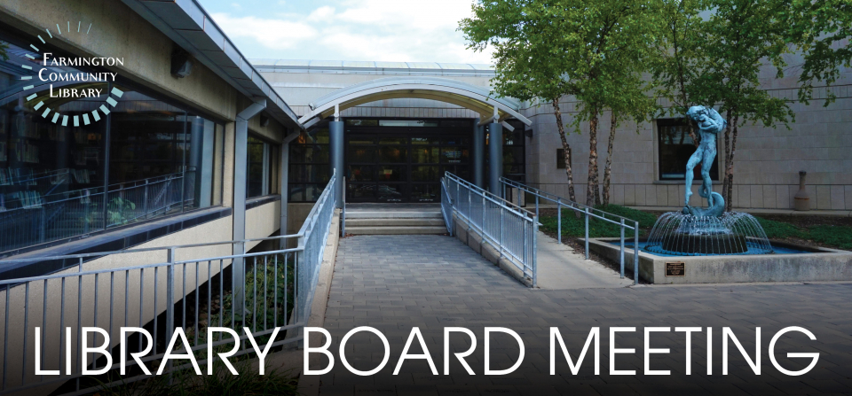 Library Board of Trustees Meeting