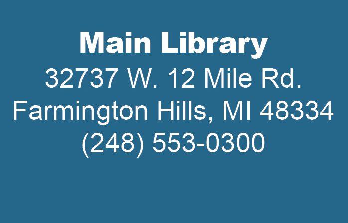 The Farmington Community Library's Digital Library