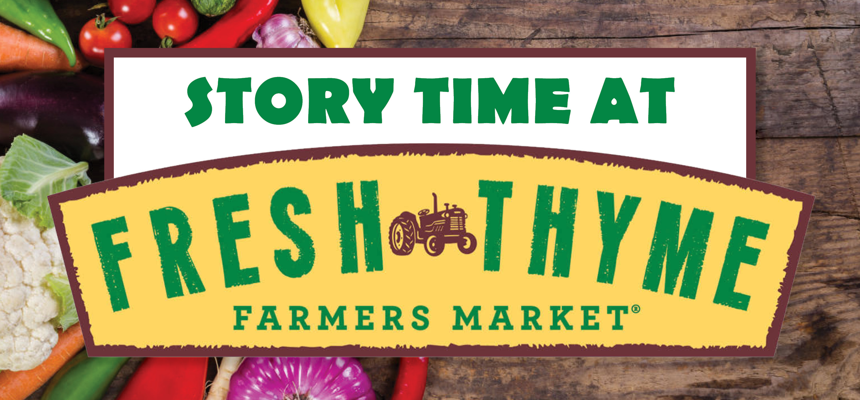 Fresh Thyme Story Time