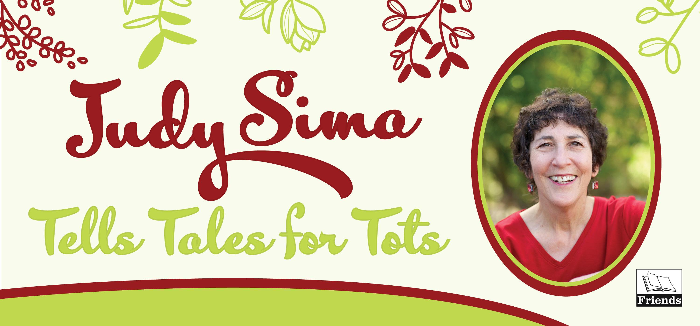 Judy Sima tells Tales for Tots