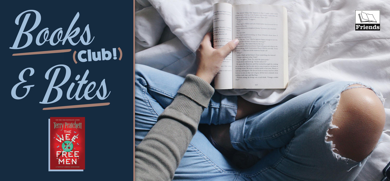 Books (Club!) & Bites