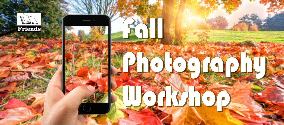 Fall Photography Workshop